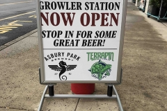 Wine Cellar Growler Station